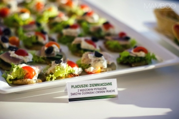 speeduppp mamboo catering konferencja