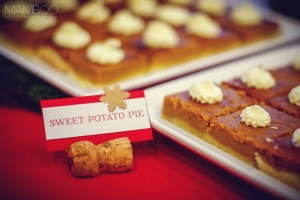 mamboo catering procter&gamble christmas