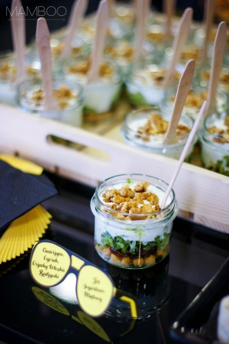 mamboo catering luxottica press breakfast 2016