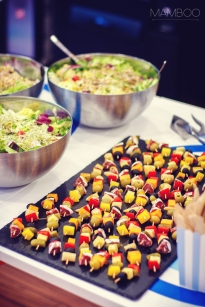 mamboo catering procter gamble sienna