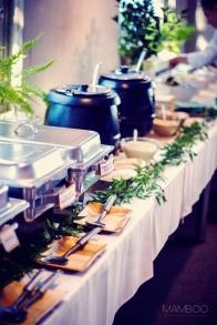 mamboo catering konferencja uw delab
