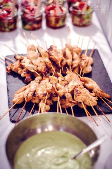 mamboo catering 24/7 PROI Worldwide