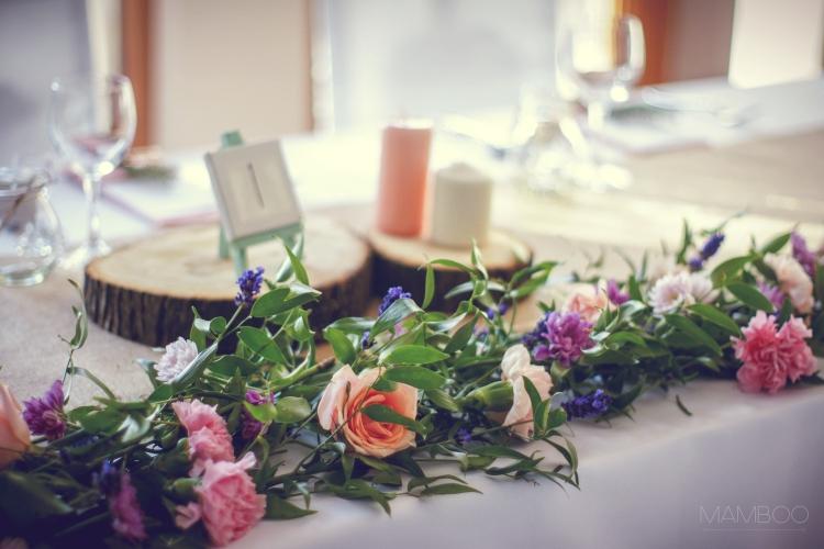mamboo dekoracje weselne luboradza stylizacja