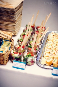 mamboo pampers unicef catering konferencja