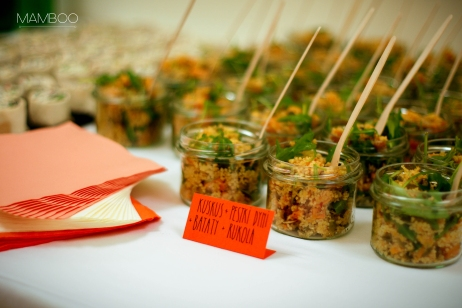 mamboo catering pampers polsat szpital