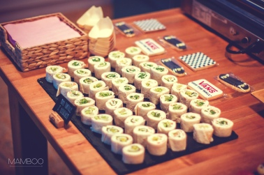 mamboo catering warszawa vans event